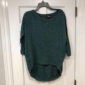 Brand New- Express 3/4 sweater
